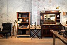 Visual Merchandising - Storedesign / Inspiration - Storedesign- Schaufenster - Läden - Marketing