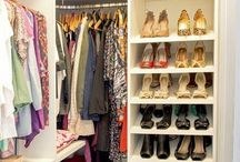 Closets / by Heather Pace