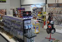 F & F - Trade Counter / Come and visit our trade counter on Chard Business Park for all your nuts, bolts, screws and other consumables.