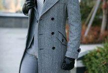 Male' coat