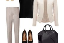 Sleek Fashion for Work