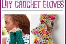 croshet gloves