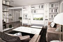 SARAÇOĞLU RESIDENTIAL / Type: Residential // Apartment Size: 220 sqm // Location: Ulus Savoy// İstanbul  Year: 2013