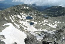 Mountains of Bulgaria / Bulgaria's Rila and Pirin mountain ranges are full of picture-perfect alpine landscapes--glacially-carved high country lake basins, craggy peaks, deep forested valleys. Large portions of both the Rila and Pirin Mountains are protected in national parks. The Pirin National Park has also been designated a UNESCO World Heritage Site.