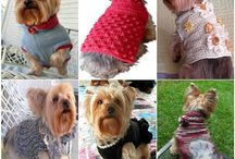 Crotchet for animals / For the animals