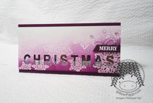 Stampin' Up! - Shaker Cards