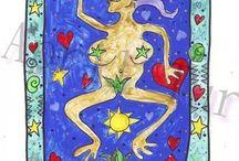 LOVE THE SHAMANS / my Artworks
