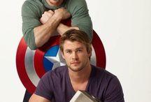 Avengers ect.