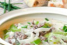 Suppen schnell und einfach