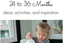 20 month old activities