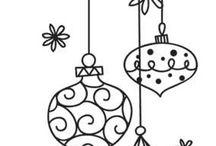 Kersttekening