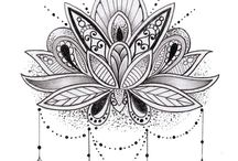 Tatoo, dessin