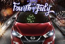 Nissan 4th of July