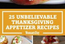 thanks giving apetizers