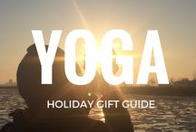 Peace On Earth - The Yoga Holiday Gift Guide / Is finding the perfect holiday gifts for your friends and family this year zapping your zen? Well, rest easy, because this gift guide features unique, thoughtful (and easy to order online!) gifts guaranteed to thrill the yoga enthusiast in your life.