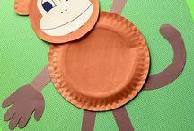 scimmietta piatti