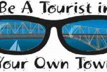 Port Huron's Be a Tourist in Your Own Town / Be a Tourist in Your Own Town is a chance for visitors and area residents to discover and rediscover the attractions and history that make Port Huron the Maritime Capital of the Great Lakes.  A family day filled with lots to do and see. f