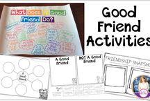Friend activities