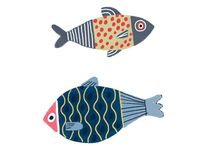 Fish Patterns!