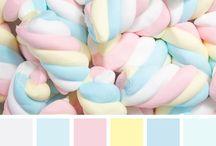 Colors/Pastel