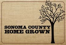.sonoma county. / my home...i know i'm lucky.