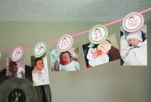 Alex's 1st birthday party ideas