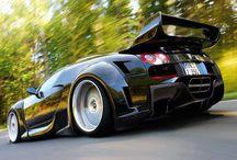 Beatiful cars & motos