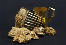 Gold! Riches and Ruin / Gold! Riches and Ruin explores the historical and cultural significance of gold in the American West. This exciting exhibit looks at historic gold rushes in California, the Black Hills, and the Yukon-Klondike, and features objects and images that tell the stories of people, their relationships with the landscape, and the gold they sought and took from it. These are stories of perseverance, adventure, innovation, and success, but also of greed, violence, sacrifice, and failure.