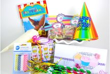 Party in a Box, Happy Box / Gift set, party, memories, happy box