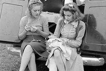 Cute yarn  n sewing moments