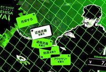Persona5 UI