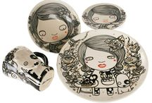 Quirky Tableware / Blue Witch are world famous for their fabulous mugs and wonderful ceramic design.