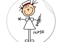 Being a Nurse <3 / by Michelle Aguilar