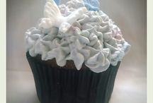 CupCakes - Butterfly Theme
