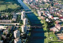 Slovensko - mestá, dediny