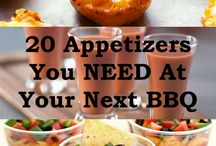BBQ Recipes / 20 Super-Simple Appetizer Recipes You Should Know For Any BBQ Or Cookout