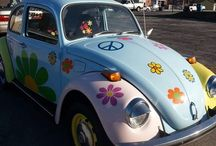Volkswagon / My love of VW's, the original lot, is deep and true. lol My first car was a 1973 Super Beetle  / by BeardedGents.com
