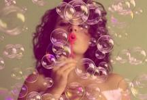 bolhas de sabão <3