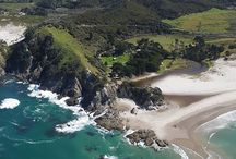 Great Barrier Island...living off the grid