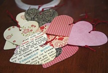 Paper Hearts.... <3