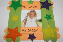 Father's Day Ideas_ECE / Craft, art and activities for ECE children