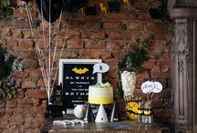 Batman Mini Table