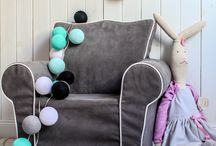 kids room / Pokój dla dziecka w skandynawskim stylu