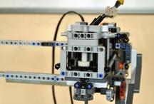 Lego 3D printer / la stampante 3D fatta coi lego!