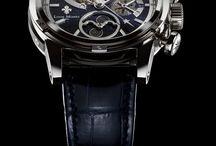 Louis Moinet / Manufacture d'exception, mais toute jeune, Louis Moinet propose des montres et souvent des chronographe.