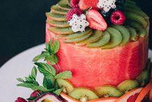{Cook} Watermelon cake