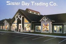 Summer 2014 Showroom / This board displays just a snip-it of fine home furnishings & accessories offered by Sister Bay Trading Co.