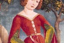 Medieval headdress