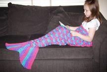 Mermaids blankets
