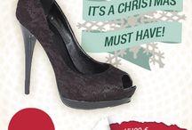 *★* EXÉ XMAS *★*  / Llega la #Navidad a Exé Shoes con grandes DESCUENTOS para tus compras navideñas. ¡Compártelo con tus amigas!